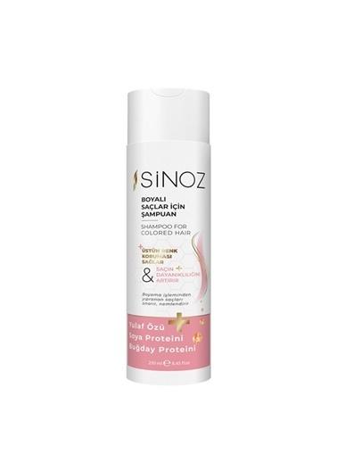 Sinoz Sinoz Boyalı Saçlar İçin Şampuan 2,Rnksz Renksiz